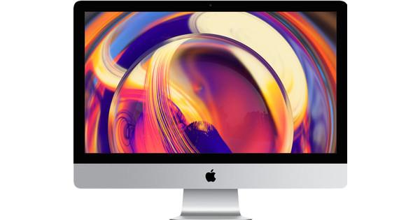 """Apple iMac 27"""" (2019) MRR12FN/A 3,7 GHz 5K Azerty"""