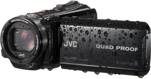 JVC GZ-R441BEU Noir