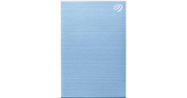 Seagate Backup Plus 5 To Bleu