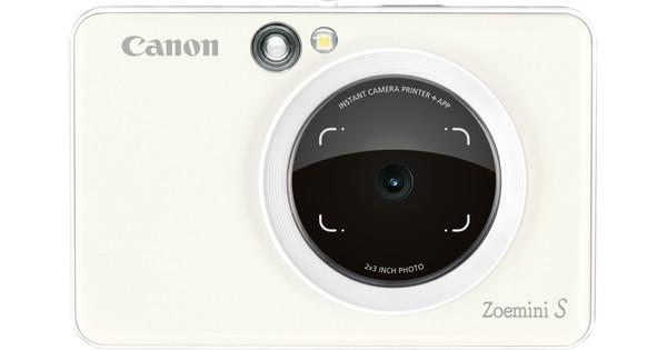 Canon Zoemini S Blanc
