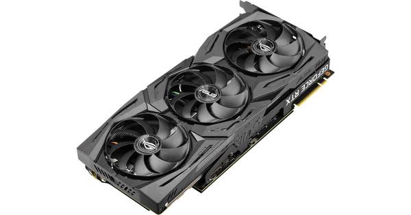 Asus ROG Strix GeForce RTX 2080 Ti Advanced 11G