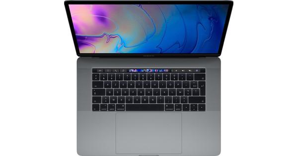 "Apple MacBook Pro 13"" Touch Bar (2019) MV972FN/A Azerty Gris sidéral"
