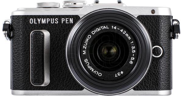 Olympus PEN E-PL8 Noir + 14-42 mm IIR f/3.5-5.6