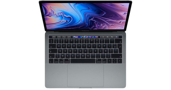 "Apple MacBook Pro 13"" Touch Bar (2019) 16GB/1TB 2,8GHz Space Gray Azerty"