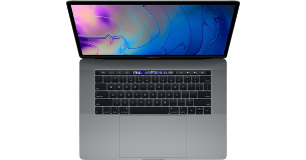 "Apple MacBook Pro 15"" Touch Bar (2019) 16/512GB 2,6GHz Space Gray Azerty"
