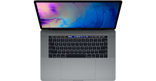 """Apple MacBook Pro 15"""" Touch Bar (2019) 32/256GB 2,4GHz Space Gray Azerty"""