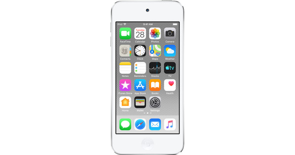 Apple iPod Touch (2019) 256GB Silver