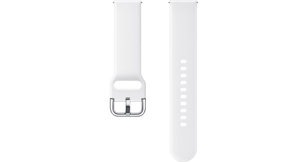 Samsung Galaxy Watch Active Band Plastic White