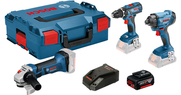 Bosch Battery 0615990K4K Combi Set