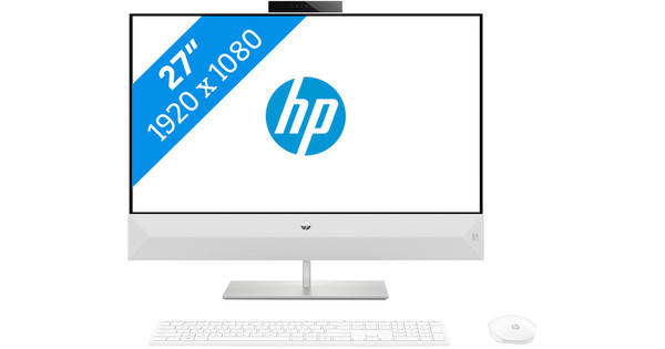 HP Pavilion All-in-One 27-xa0066nb Azerty