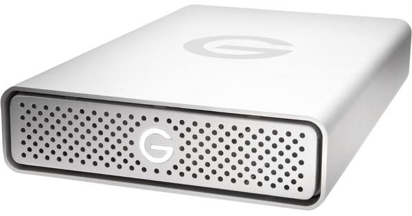 G-Technology G-Drive 6TB Zilver