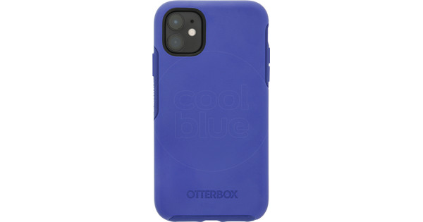 Otterbox Symmetry Apple iPhone 11 Back Cover Blauw