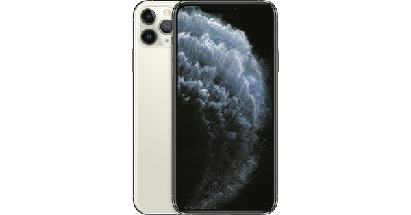 Apple iPhone 11 Pro Max 512 GB Zilver