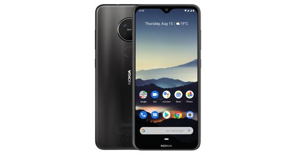 Nokia 7.2 128GB Black