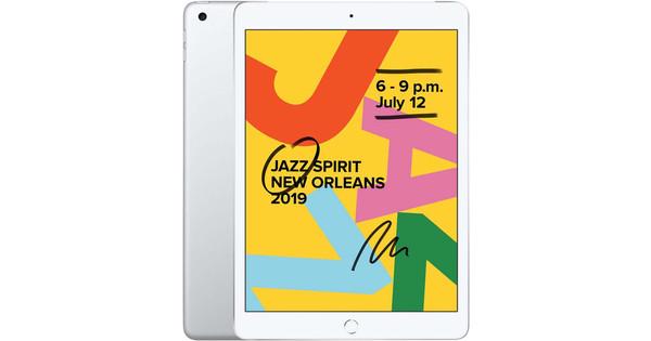 Apple iPad (2019) 128GB WiFi Silver