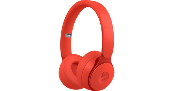 Beats Solo Pro Red