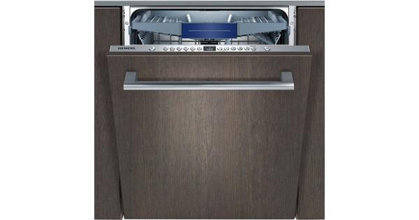 Siemens SN636X03NE / Inbouw / Volledig geïntegreerd / Nishoogte 81,5 - 87,5 cm