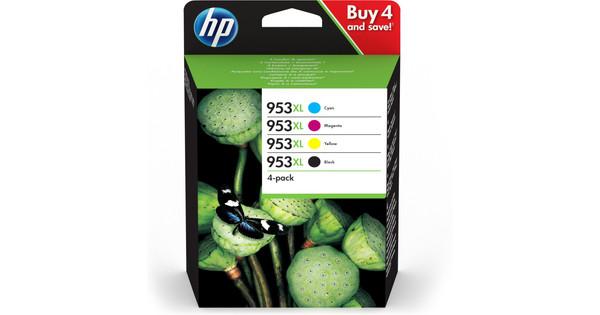 HP 953XL Cartridges Combo Pack