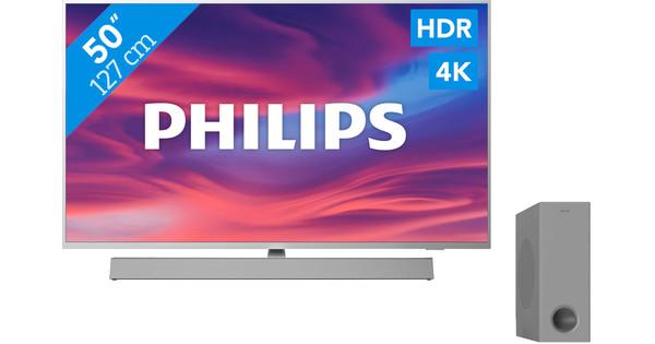 Philips The One (50PUS7304) - Ambilight + Soundbar