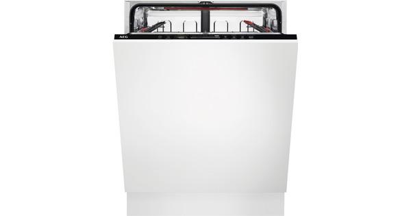 AEG FSE61607P / Inbouw / Volledig geïntegreerd / Nishoogte 82 - 90 cm