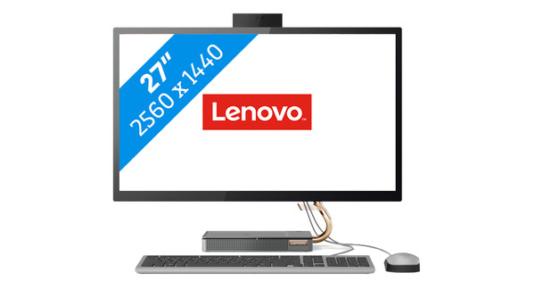 Lenovo IdeaCentre A540-27ICB F0EK00CNMB All-in-One AZERTY