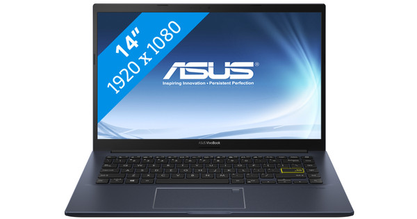 Asus VivoBook 14 F413FA-EB535T-BE Azerty