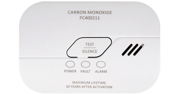 Elro FC4002 Carbon monoxide detector (10 years)