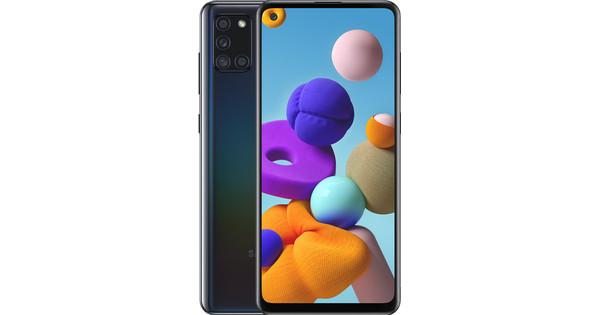 Samsung Galaxy A21s 32GB Zwart