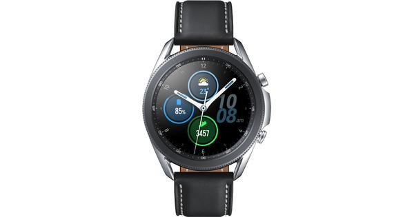 Samsung Galaxy Watch3 Argent 45 mm