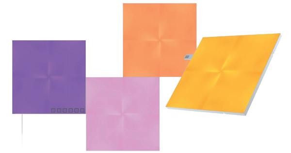 Nanoleaf Canvas Smarter Kit 4-Pack