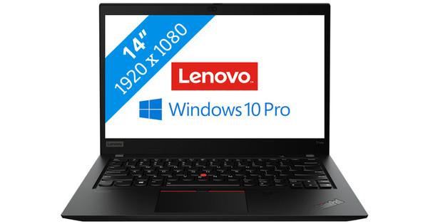 Lenovo ThinkPad T14s - 20UJ0014MB AZERTY