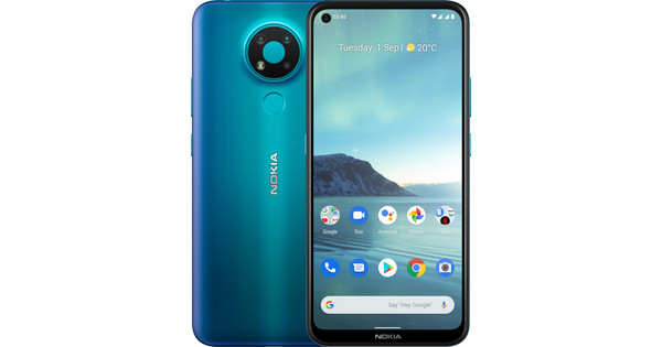 Nokia 3.4 32 GB Blauw