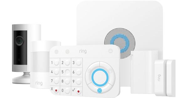 Ring Alarm Beveiligingsset + Indoor Cam
