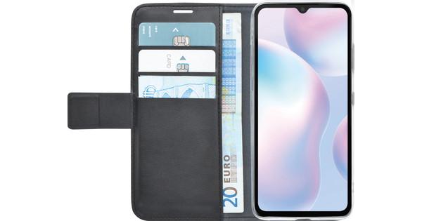 Azuri Wallet Magneet Xiaomi Redmi 9A Book Case Zwart