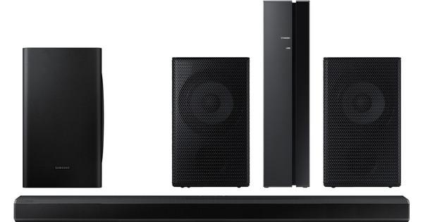 Samsung HW-Q70T/XN + Samsung SWA-9000S