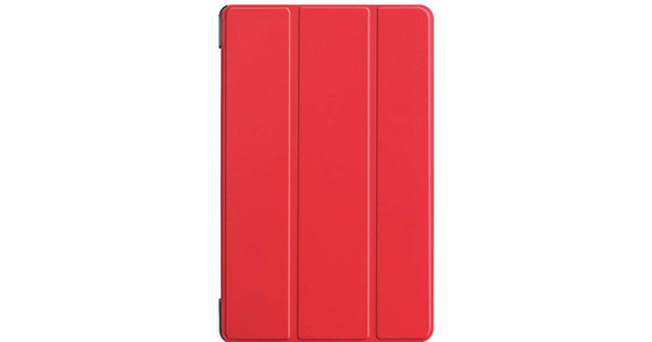 Just in Case Samsung Galaxy Tab A 10.5 Smart Tri-Fold Case Rood