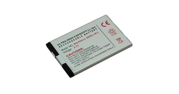 Veripart Battery J-M1 Blackberry 9790/9860/9900 + Thuislader