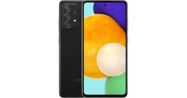 Samsung Galaxy A52 128 Go Noir 5G