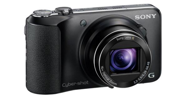 Sony CyberShot DSC-HX10V Black