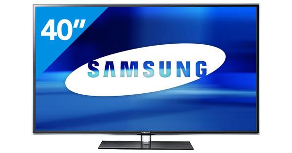 Samsung UE40D6500 - Coolblue - alles voor een glimlach