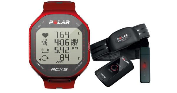 Polar RCX5 GPS  Rood