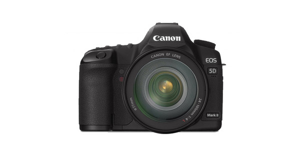 Canon EOS 5D Mark II + EF 24-105 f/4L IS Kit