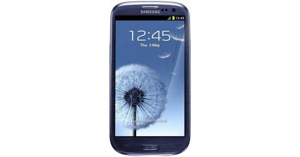 Samsung Galaxy S III 16 GB Blauw BE