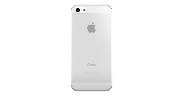 SwitchEasy Nude Case Apple iPhone 5 / 5S Transparant