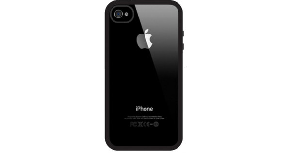 low priced eb4dd b1527 Griffin Reveal Case Apple iPhone 5/5S/SE Black