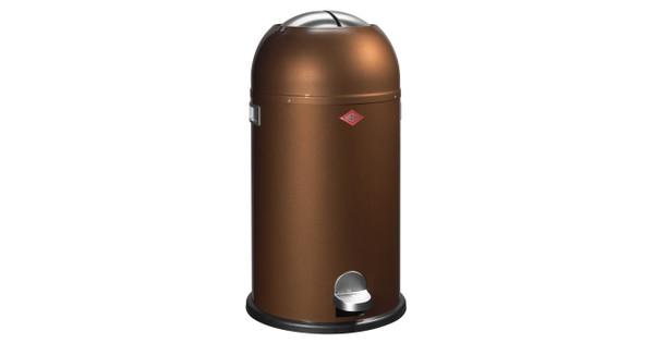 Wesco Kickmaster 33 Liter Bruin.Wesco Kickmaster Chocolade