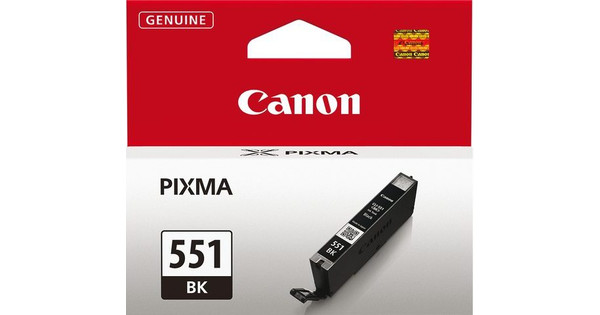Canon CLI-551BK Ink cartridge Black (6508B001)