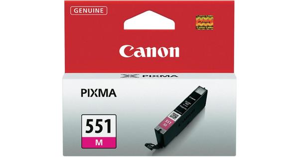 Canon CLI-551M Inktcartridge Magenta (6510B001)