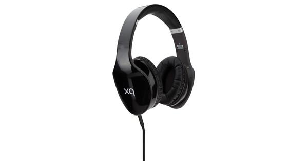 Xqisit Xq Stereo Headset Black
