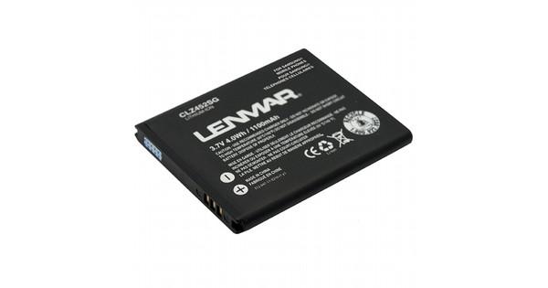 Lenmar Battery Samsung Galaxy Mini 1100 mAh + Thuislader